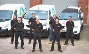Positive Weighing Solutions Service Team