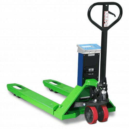 TPWLKW 'Logistic' with 680mm wide forks
