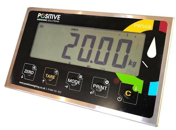 PWS68 Checkweighing Weight Indicator
