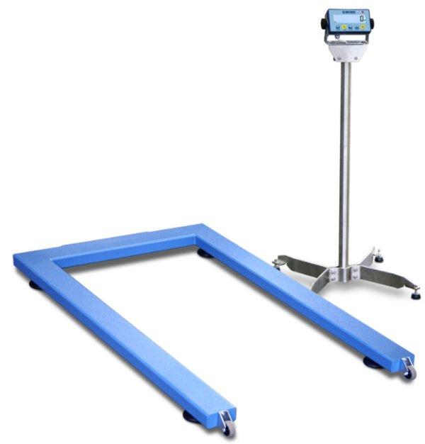 U Frame Pallet Scale - Mild Steel