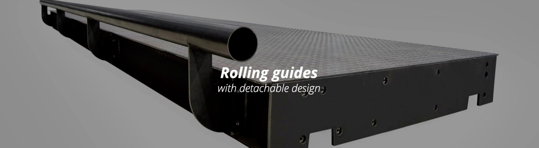 ROLLING GUIDES HEADER-a